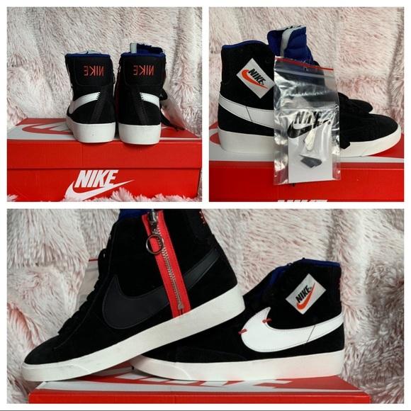 Nike Shoes   Blazer Mid Rebel Nib With Pins   Poshmark